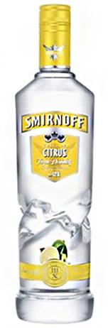 Smirnoff Twist Vodka Citrus